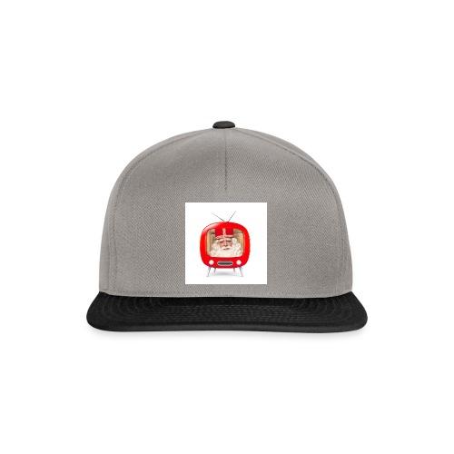 Video van Sint T-Shirt - Snapback cap