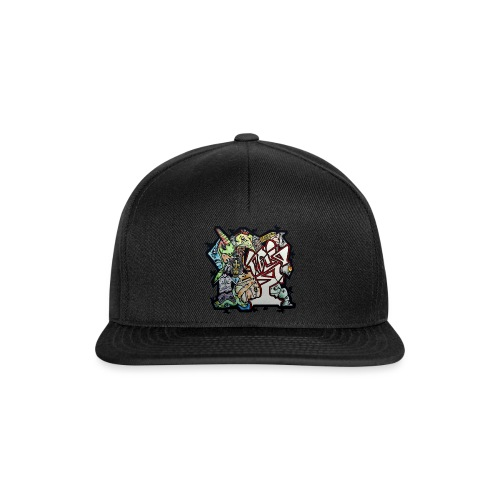 Connections - Snapback Cap