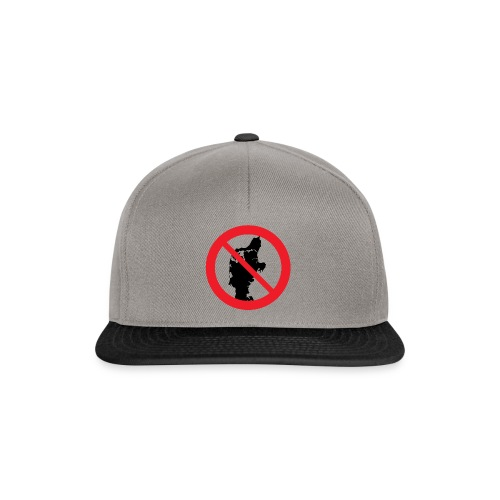 Jylland forbudt - Bestsellere - Snapback Cap