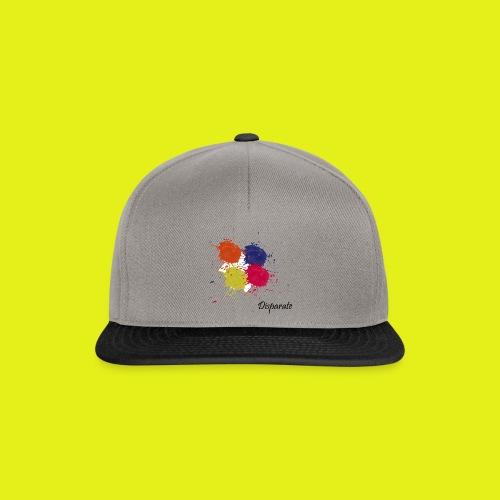 Camiseta 3 - Gorra Snapback