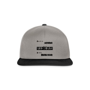 Perfekt nordtrønder - Snapback-caps