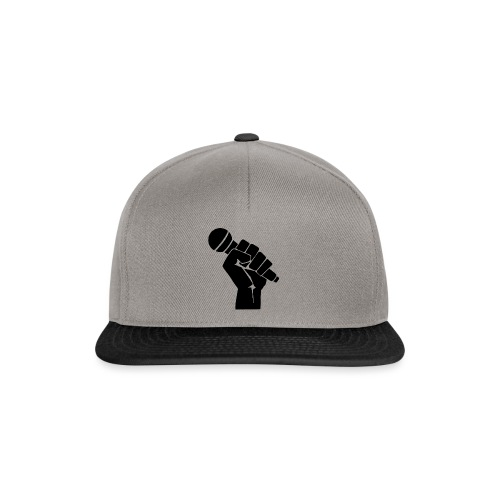 Microphone PNG Image png - Snapback Cap