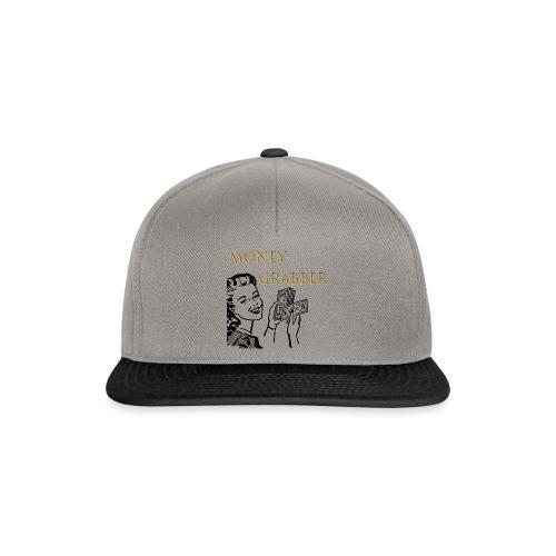 moneygrabber - Snapback Cap