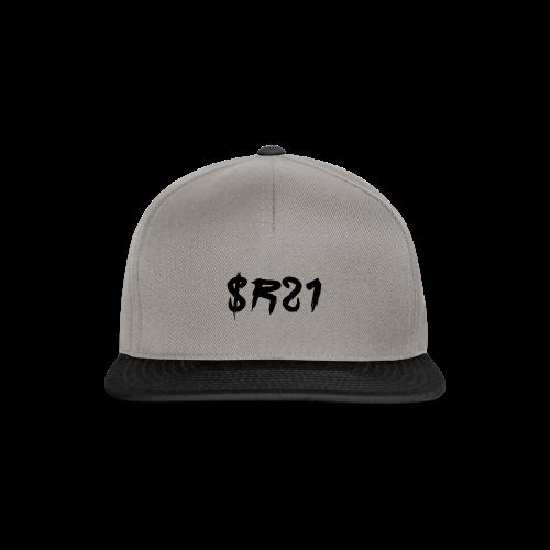 SR21black - Snapback Cap