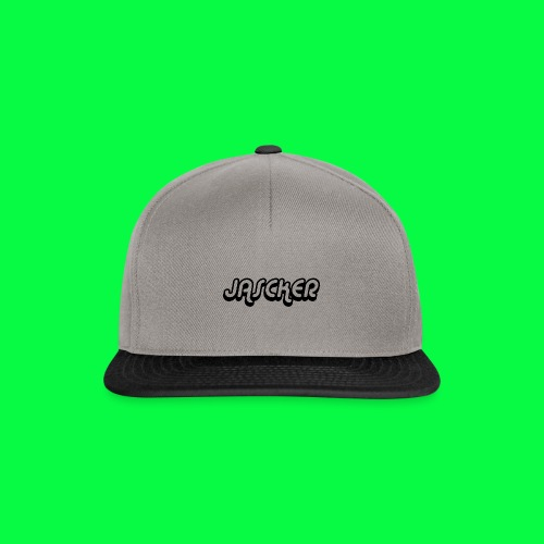 Jasckermerch1 - Snapback Cap