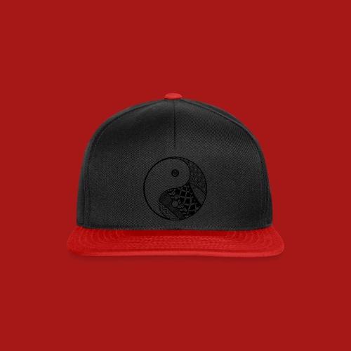 Decorative-Yin-Yang - Snapback Cap