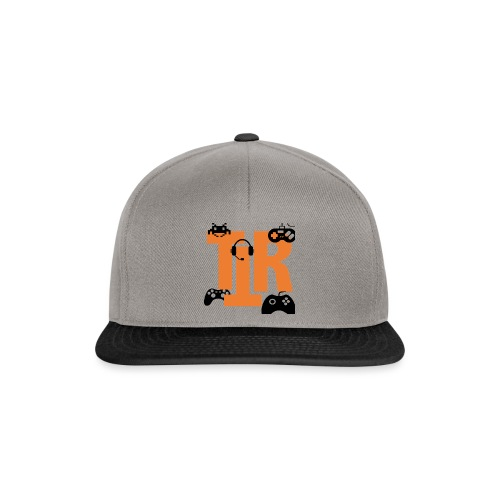 ttr streams - Snapback Cap