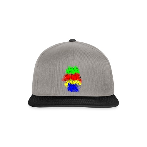 Den Officielle My Life With Minecraft Logo - Snapback Cap