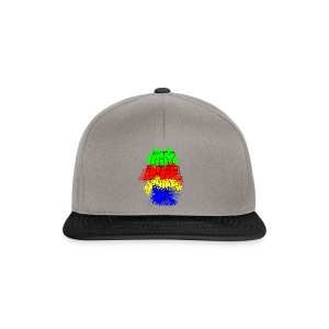 Den Officielle My Life With Minecraft Logo - Snapback Cap