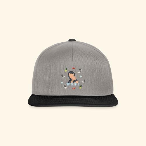 W/S/B/I - Snapback Cap
