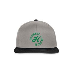 Ich kumm us dä Stadt met H 1 individualisierbar - Snapback Cap