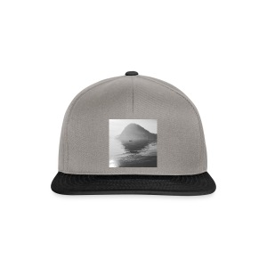 quiet lake - Snapback Cap
