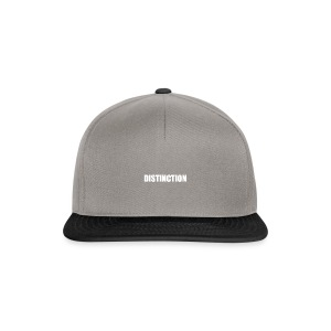 DISTINCTION - Snapback Cap