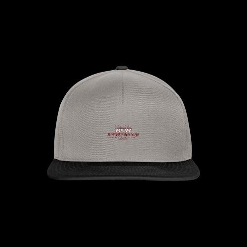 Rhythmic Karma Radio - Snapback Cap