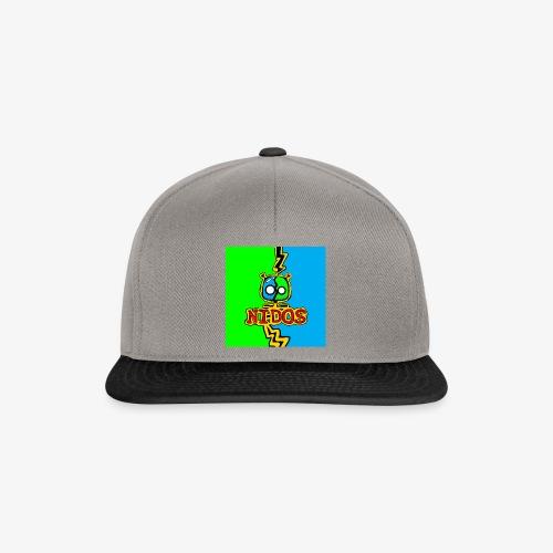 Nidos Sett2 - Snapback-caps