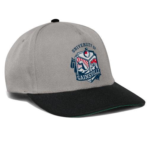 University of Gainsville Logo - Snapback Cap