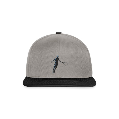 Flying Player - Snapback Cap