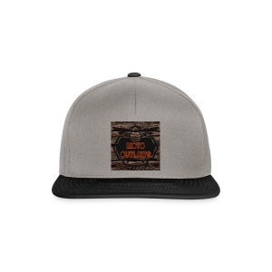 Moto Outlaws - Snapback Cap
