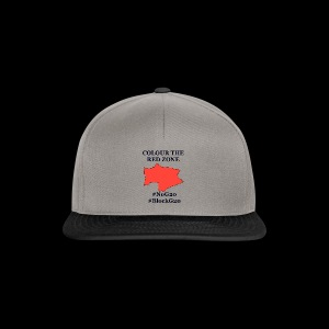 Colour the red Zone - Snapback Cap