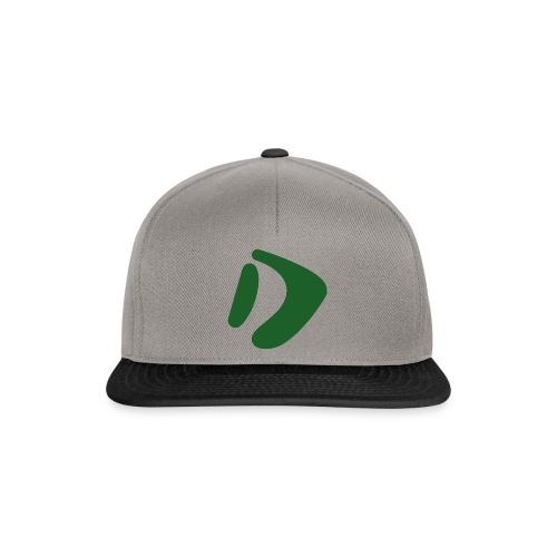 Logo D Green DomesSport - Snapback Cap