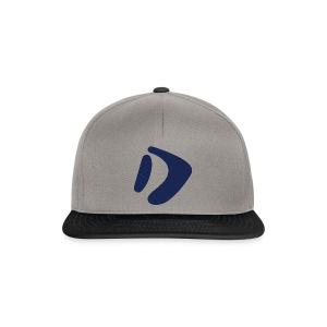Logo D Blue DomesSport - Snapback Cap