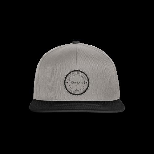 SannyArt Logo - Snapback Cap
