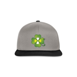 Clover - Symbols of Happiness - Snapback Cap