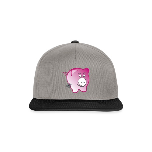 Pig - Symbols of Happiness - Snapback Cap