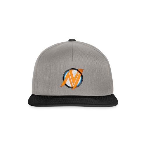 invi.rocks Logo - Snapback Cap