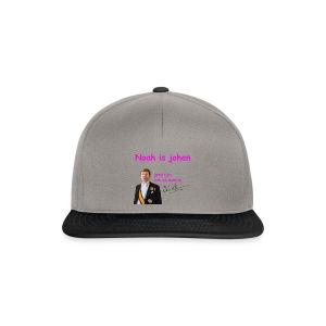 Noah is een echte Johan - Snapback cap