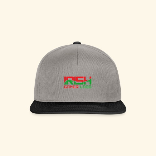 Irish Gamer Ladd - Snapback Cap