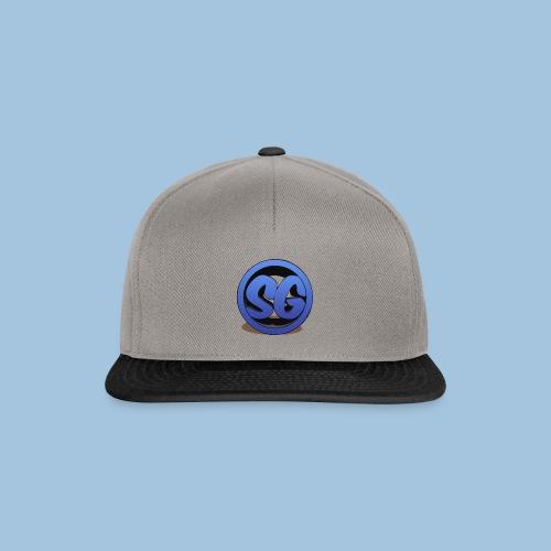 SompigGames Logo Vernieuwd - Snapback cap