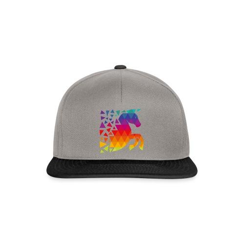 Jumping Unicorn - Snapback Cap