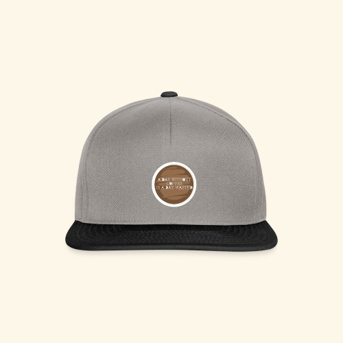 coffee - Snapbackkeps
