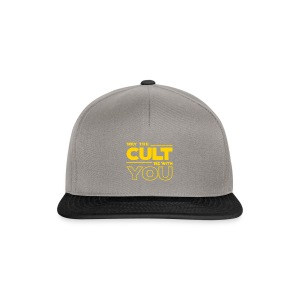 MAY THE CULT BE WITH YOU - Gorra Snapback