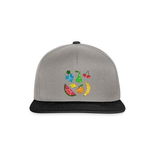 Obstsalat - Snapback Cap