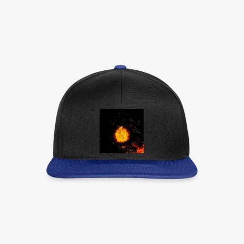 FIRE BEAST - Snapback cap