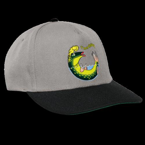 10-39 LADY FISH HOLIDAY - Haukileidi lomailee - Snapback Cap