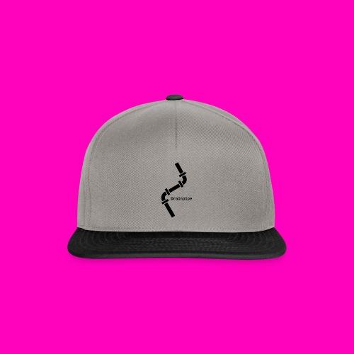 Drainpipe Logo - Snapback Cap