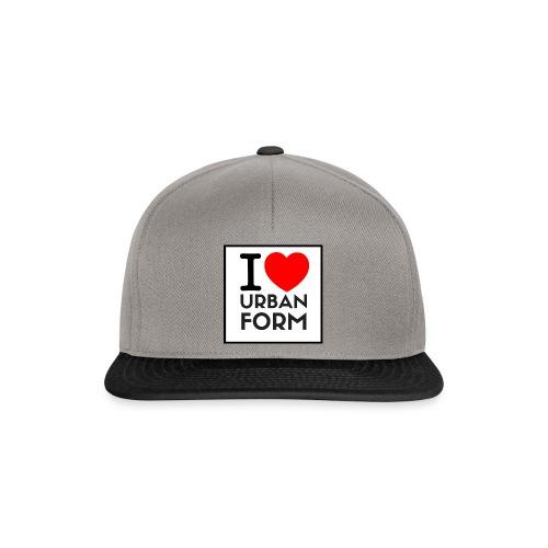 I LOVE URBAN FORM - Casquette snapback