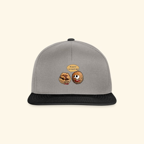 The nuts problem - Snapback Cap