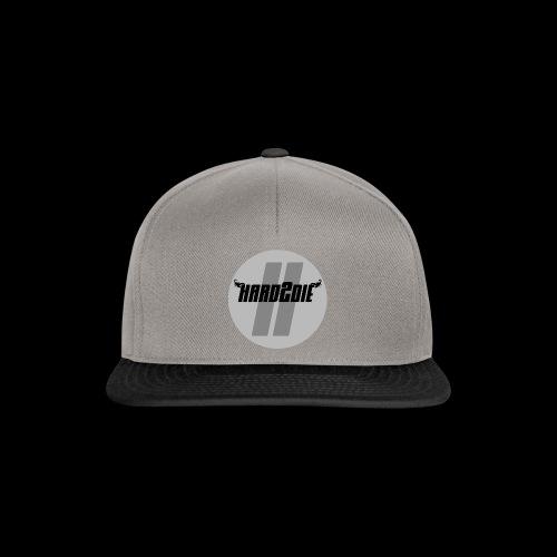 Hard2die Logo - Snapback Cap