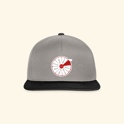 wheel of (not)fortune - Snapback Cap