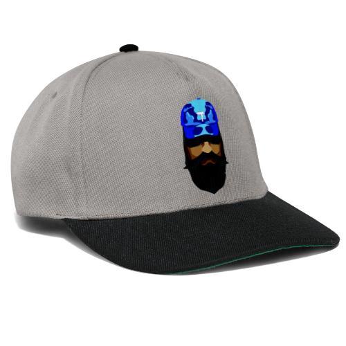 T-shirt gorra dadhat y boso estilo fresco - Gorra Snapback