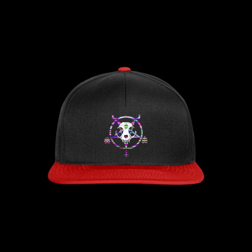 glitch cat - Casquette snapback
