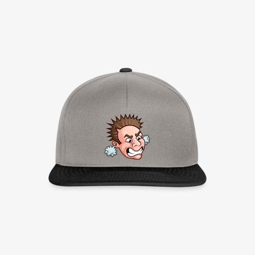 JordanBelfort87 Rage Emoji - Snapback Cap