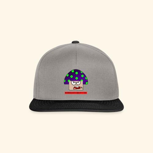 Angry mushroom - Snapback Cap