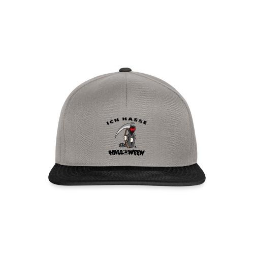 Für alle die die Halloween nix abgewöhnen können - Snapback Cap