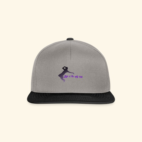 Style is the new life - Snapback Cap
