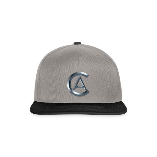 AnzahCraft Rundes Logo - Snapback Cap